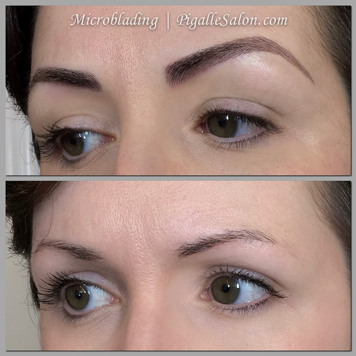 Semi permanent makeup near me makeup vidalondon for How is microblading different to tattooing