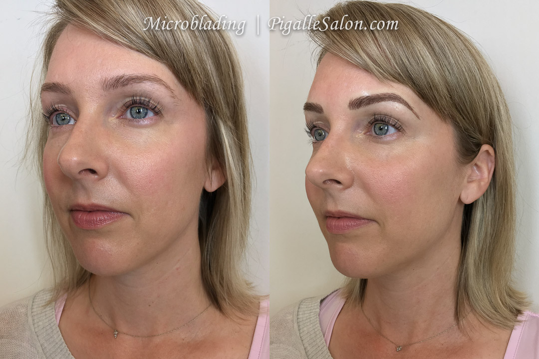 Permanent Makeup Eyebrows in Michigan - Microblading Ultra HD Brows