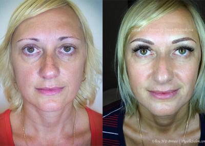 Permanent-Makeup-Eyebrows-Microblading-Elena-full-face