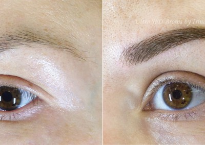 Permanent Makeup Eyebrows in Michigan – Microblading Ultra HD Brows
