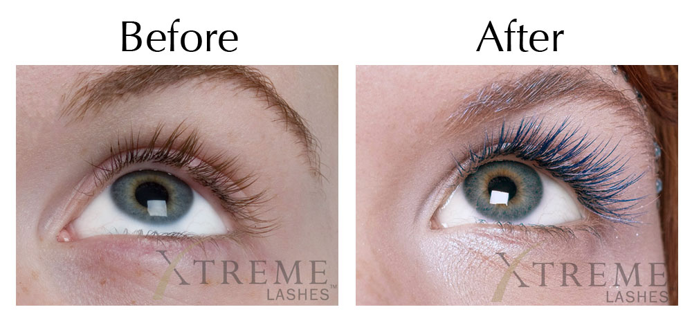 Eyelash Extensions By Xtreme Lashes In Southfield Mi Pigalle Salon