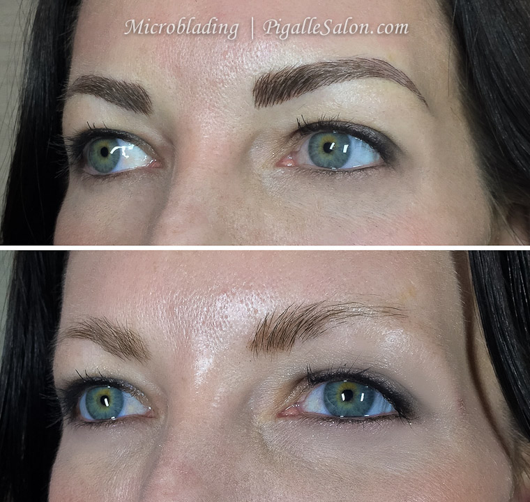 Microblading-Permanent-Makeup-Eyebrows in Southfield MI