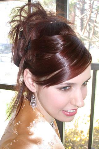 Hair Updo Southfield MI